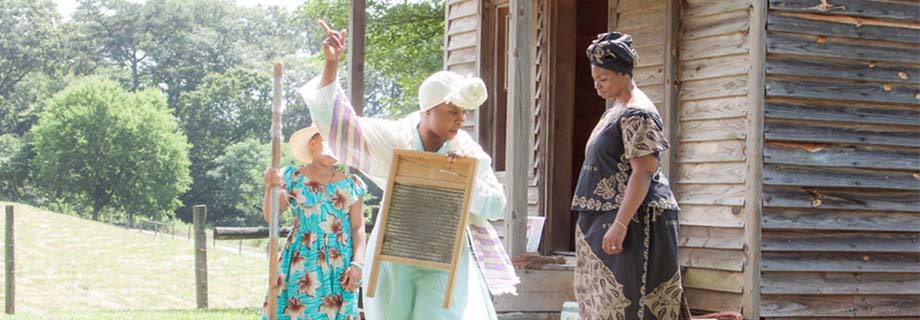 Juneteenth 2015 at McDaniel Farm