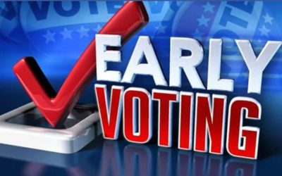 Early Voting Drop Boxes